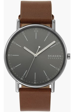Skagen Signatur Analog Grey Dial Men's Watch-SKW6578