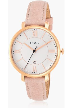 Fossil Women Leather Analog Watch - ES3988