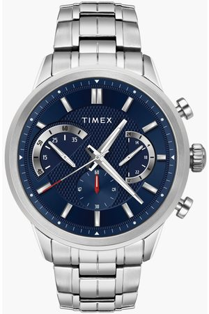 Timex Men Analog Watch with Metal Strap - TWEG18600