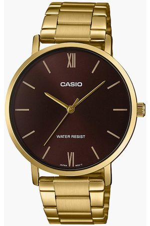 Casio Men Analog Watch with Metal Strap - A1779