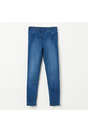 Fame Forever Young Stonewashed Skinny Fit Jeggings