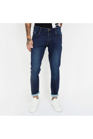 Forca Men Slim - Stonewashed Slim Tapered Jeans