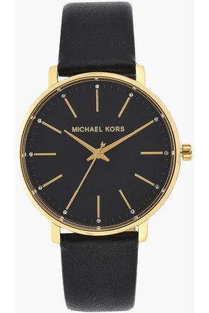 Michael Kors Women Watches - Women Analog Watch with Leather Strap - MK2747I