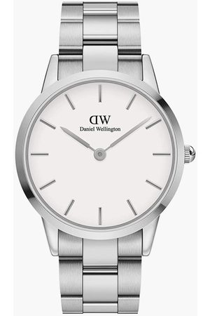 Daniel Wellington Unisex Analog Watch with Metal Strap - DW00100341