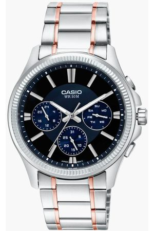 Casio Enticer Men Multifunctional Watch - MTP-1375HRG-1AVIF (A1658)
