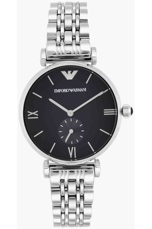 Armani EMPORIO Men Analog Watch with Metal Strap - AR1676I