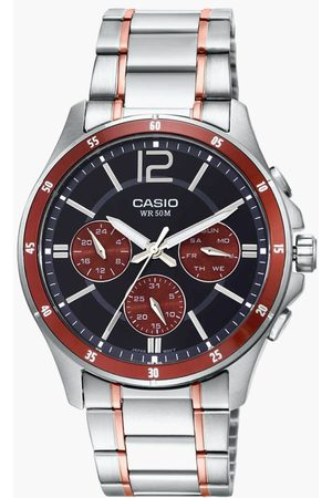 Casio Enticer Men Multifunctional Watch - MTP-1374HRG-5AVIF (A1650)