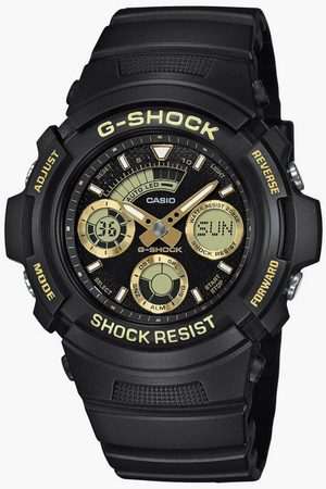 Casio Men Chronograph Analog & Digital Watch - AW-591GBX-1A9DR