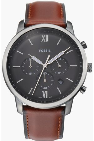 Fossil Neutra Chronograph Grey Dial Men's Watch - FS5512