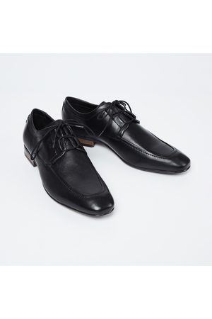 Ruosh Solid Formal Derby Shoes