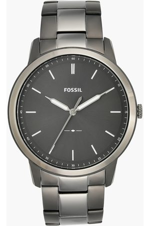 Fossil Men Solid Analog Watch-FS5459