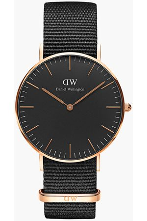Daniel Wellington Classic Cornwall Unisex Analog Watch - DW00100150