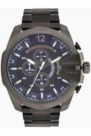 Diesel Men Chronograph Watch with Stainless Strap Strap - DZ4329