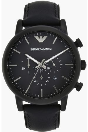 Armani EMPORIO Luigi Men Water-Resistant Chronograph Watch - AR1970I