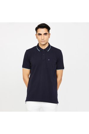 VH Sports Men Polo Shirts - Solid Regular Fit Polo T-shirt
