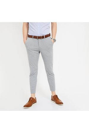 Code Knitted Skinny Trousers