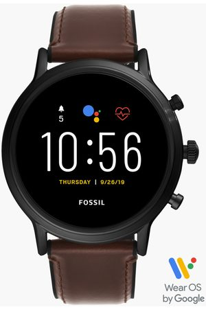 Fossil Men The Carlyle HR Gen 5 Smartwatch - FTW4026