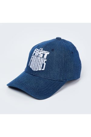 Status Quo Printed Cap with Adjustable Strap