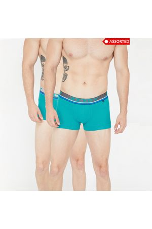 Jockey Combed Cotton Hipster Briefs - Pack of 2 Pcs.