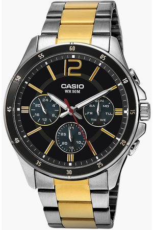 Casio Men Water-Resistant Chronograph Watch - A1652