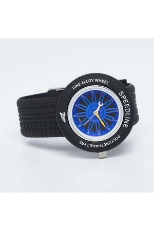 Zoop Alloy Wheel Themed Analog Watch - NKC3021PP01