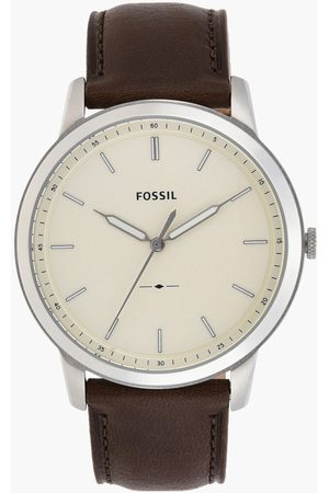 Fossil Men Solid Analog Watch-FS5439