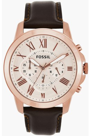Fossil Grant Men Water-Resistant Chronograph Watch - FS4991