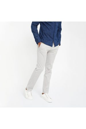 Code Solid Flat-Front Chinos