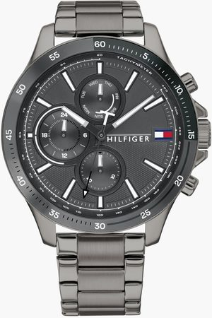 Tommy Hilfiger Men Analog Watch with Metal Strap - TH1791719