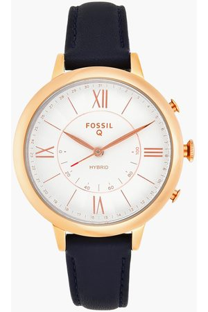Fossil Women Analog Watch with Leather Strap - FTW5014