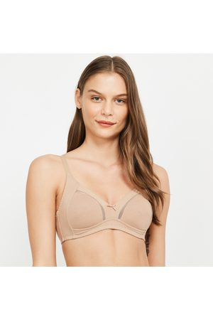 Amante Women Padded Bras - Non-Padded Perfect Poise Seamless Bra