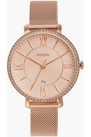 Fossil Jacqueline Women Water-Resistant Analog Watch - ES4628I
