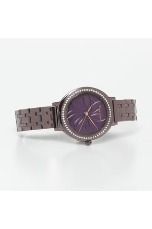 Giordano Women Water-Resistant Embellished Analog Watch - GD-2039-11