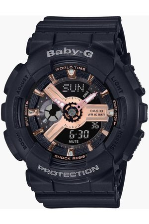 Casio Baby-G Tandem Series Analog-Digital Watch - BA-110RG-1ADR (BX157