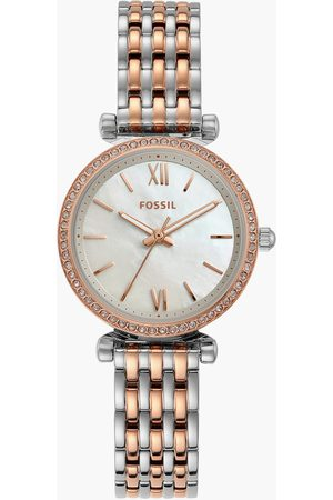 Fossil Women Analog Watch with Metal Strap - ES4649