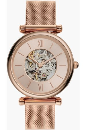 Fossil Carlie Women Water-Resistant Automatic Watch - ME3175