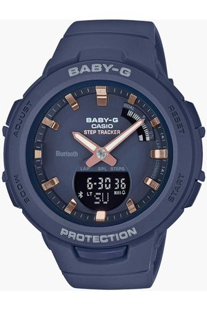Casio Baby-G Women Athleisure Series Analog-Digital Watch - BSA-B100-2ADR (BX146)