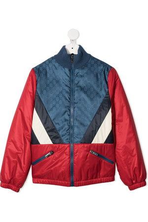 Gucci Multi-panel design jacket