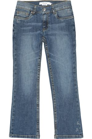 BONPOINT Mint stretch-cotton jeans