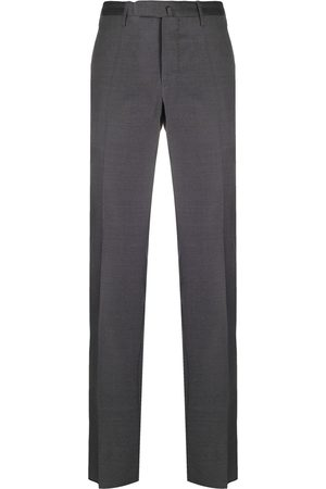 Incotex Straight leg wool trousers