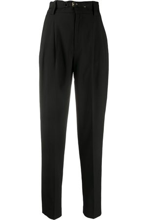 RED Valentino Tapered high-waisted trousers