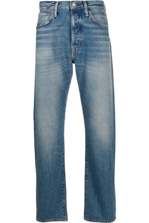 Acne Studios 1996 distressed straight-leg jeans