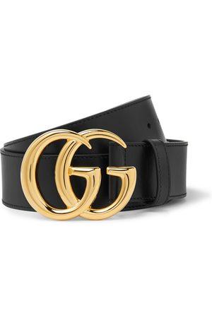 Gucci Men Belts - 4cm Marmont Leather Belt
