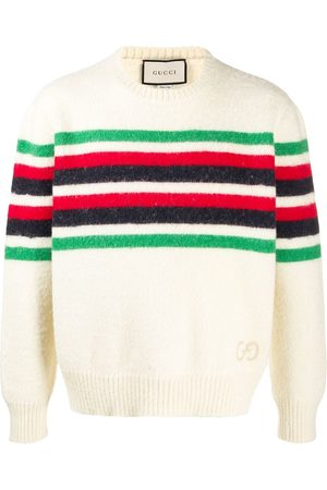 Gucci Stripe-detail jumper