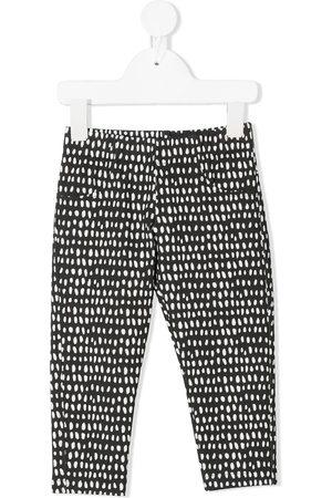 Le pandorine Dot print leggings