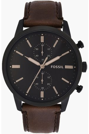 Fossil Townsman Men Water-Resistant Chronograph Watch - FS5437