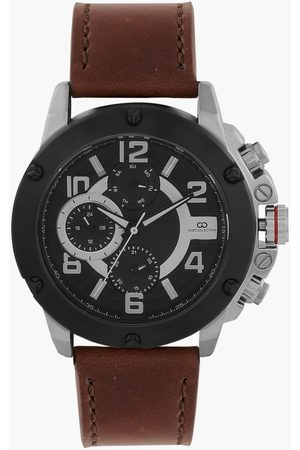 GIO COLLECTION Men Water-Resistant Multifunctional Watch - G3006-01