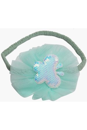 Stol'n Girls Hair Accessories - Girls Appliqued Rubber Band