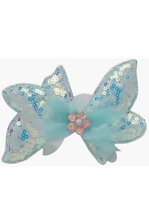 Stol'n Girls Sequinned Bow Accent Alligator Clip