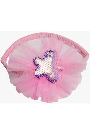 Stol'n Girls Hair Accessories - Girls Sequinned Tulle Detail Rubber Band